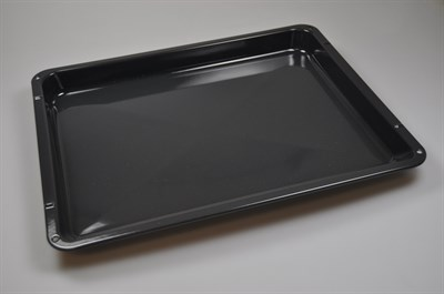 Oven Baking Tray Aeg Electrolux Cooker Hob 37 Mm X 466 Mm X 385 Mm