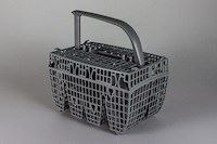 Cutlery basket, Atlas dishwasher - 130 mm x 145 mm