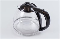 Glass jug, Bosch coffee maker - Black