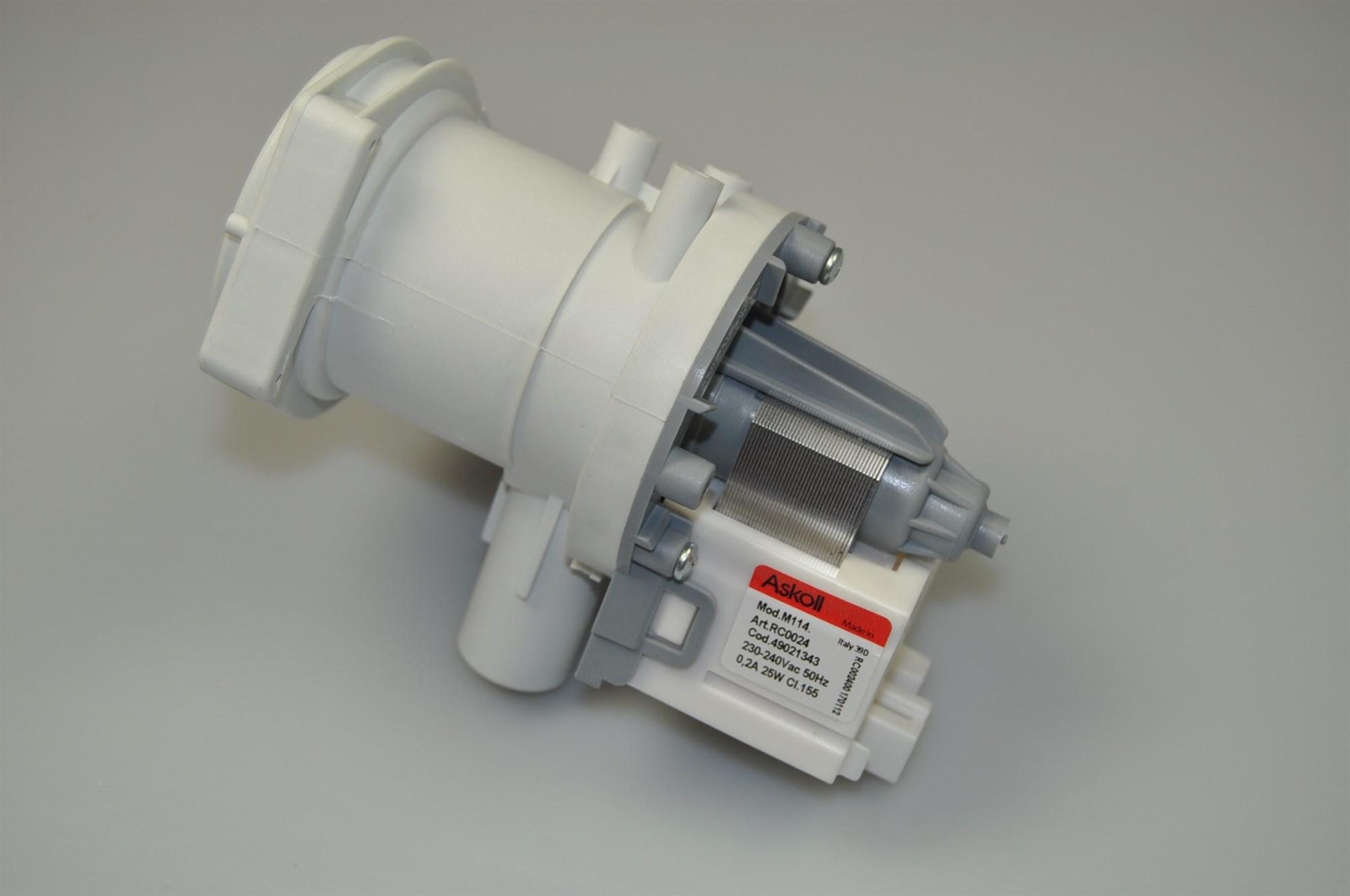 Drain Pump Bosch Washing Machine
