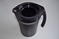 Plastic inner jug, Siemens coffee maker - Black (coffee pot)