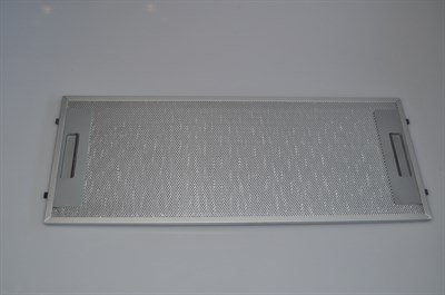 Metal filter, Ecoline cooker hood - 7 mm x 470 mm x 184 mm (grease filter)