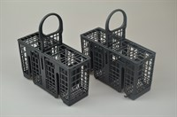 Cutlery basket, Ariston dishwasher - Gray