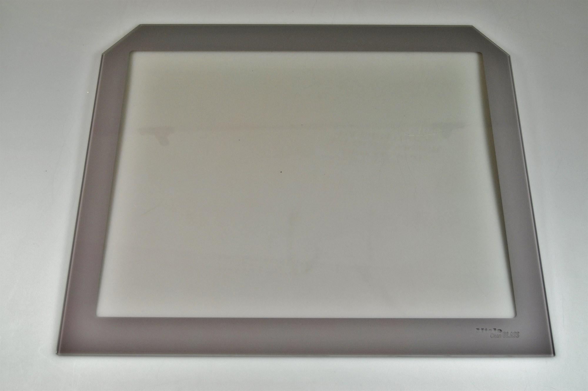 Oven Door Glass Miele Cooker Amp Hobs 450 Mm X 522 Mm X 4