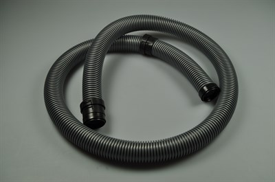 Suction hose, Miele vacuum cleaner - Gray (genuine)