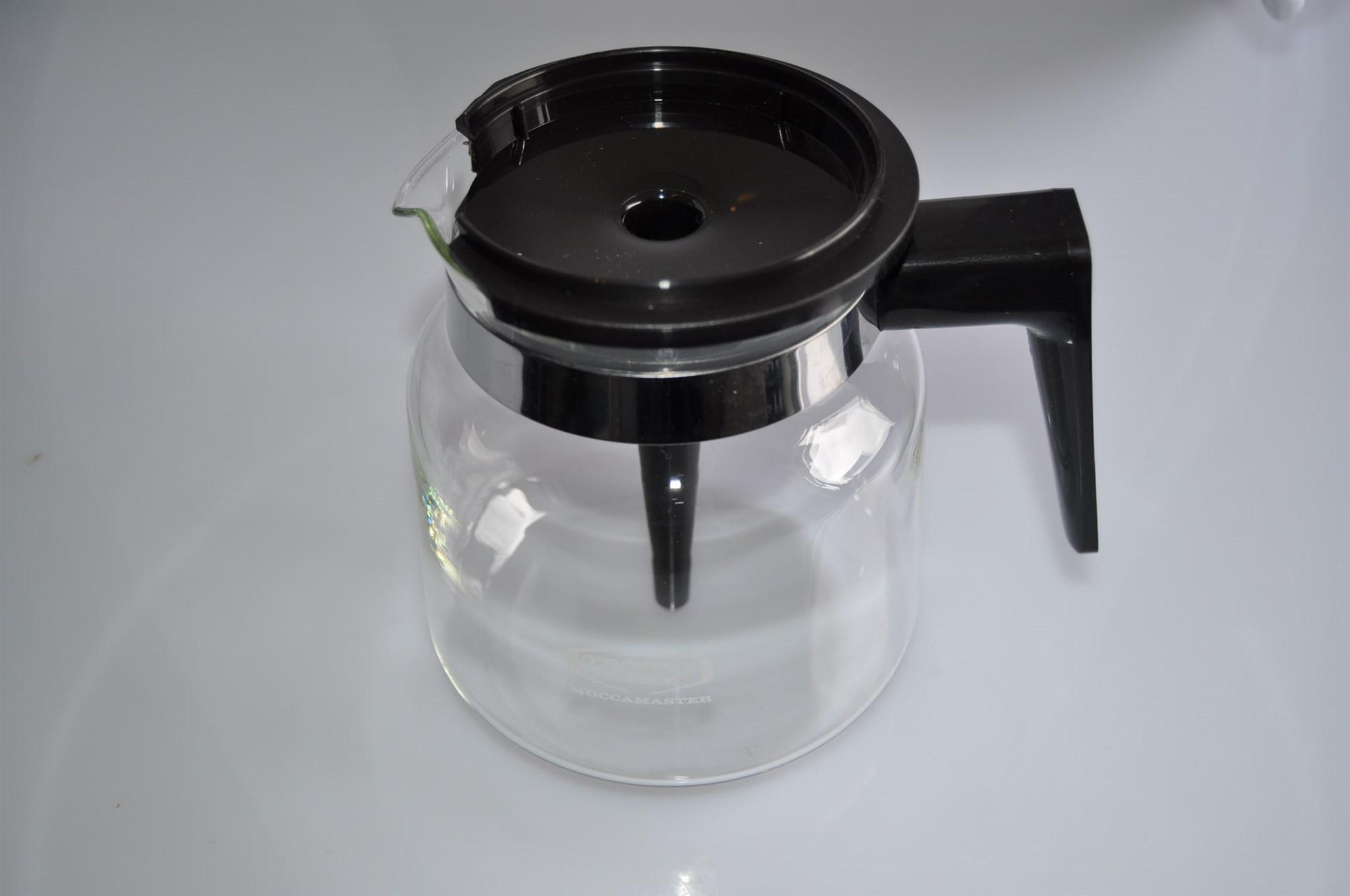 Glass Jug For Coffee Maker : Glass jug, Moccamaster coffee maker - 1250 ml