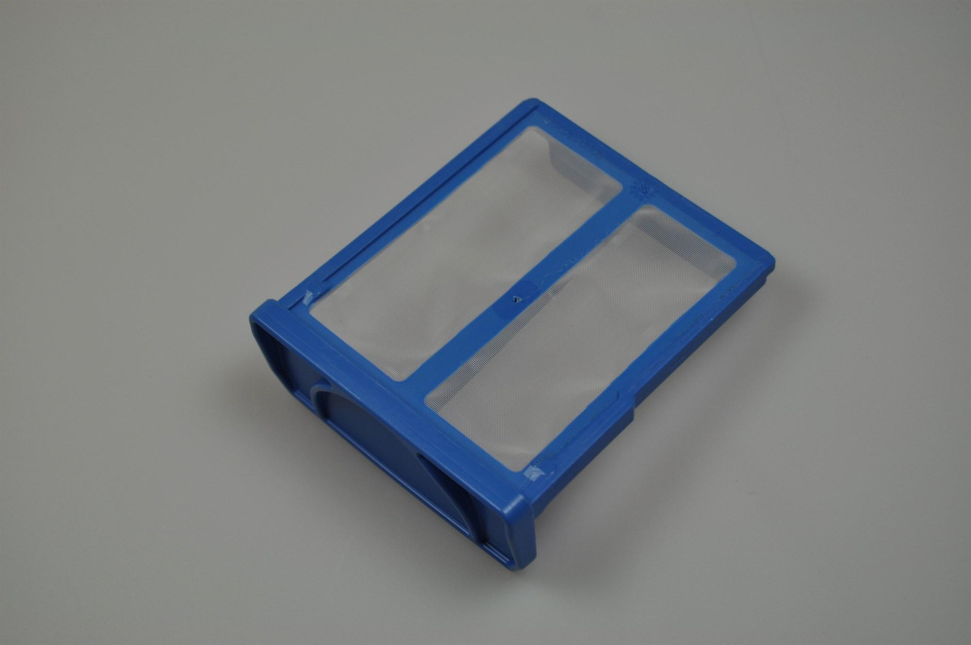 Lint Filter Bosch Tumble Dryer Blue