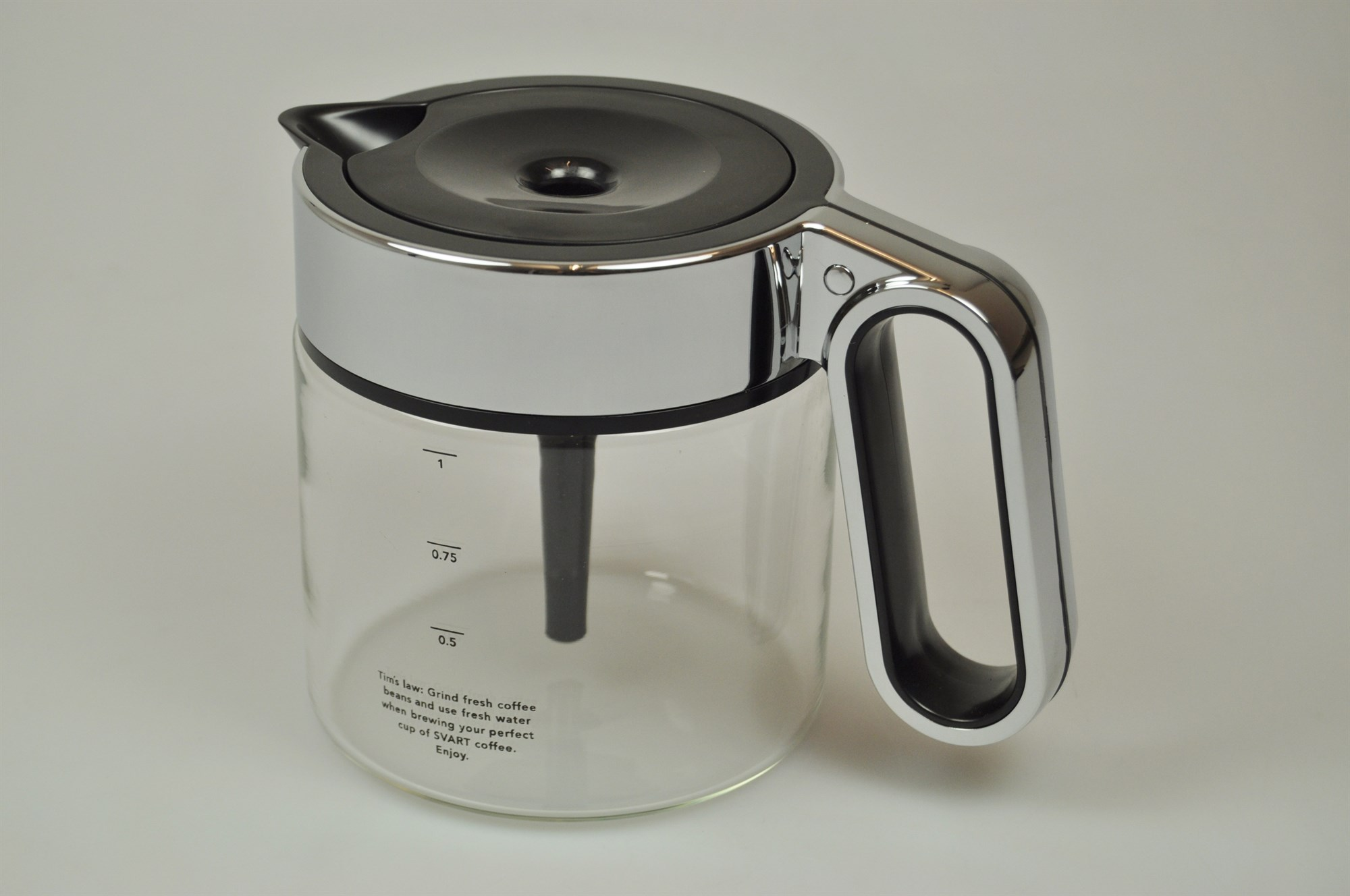 coffee machine glass jug
